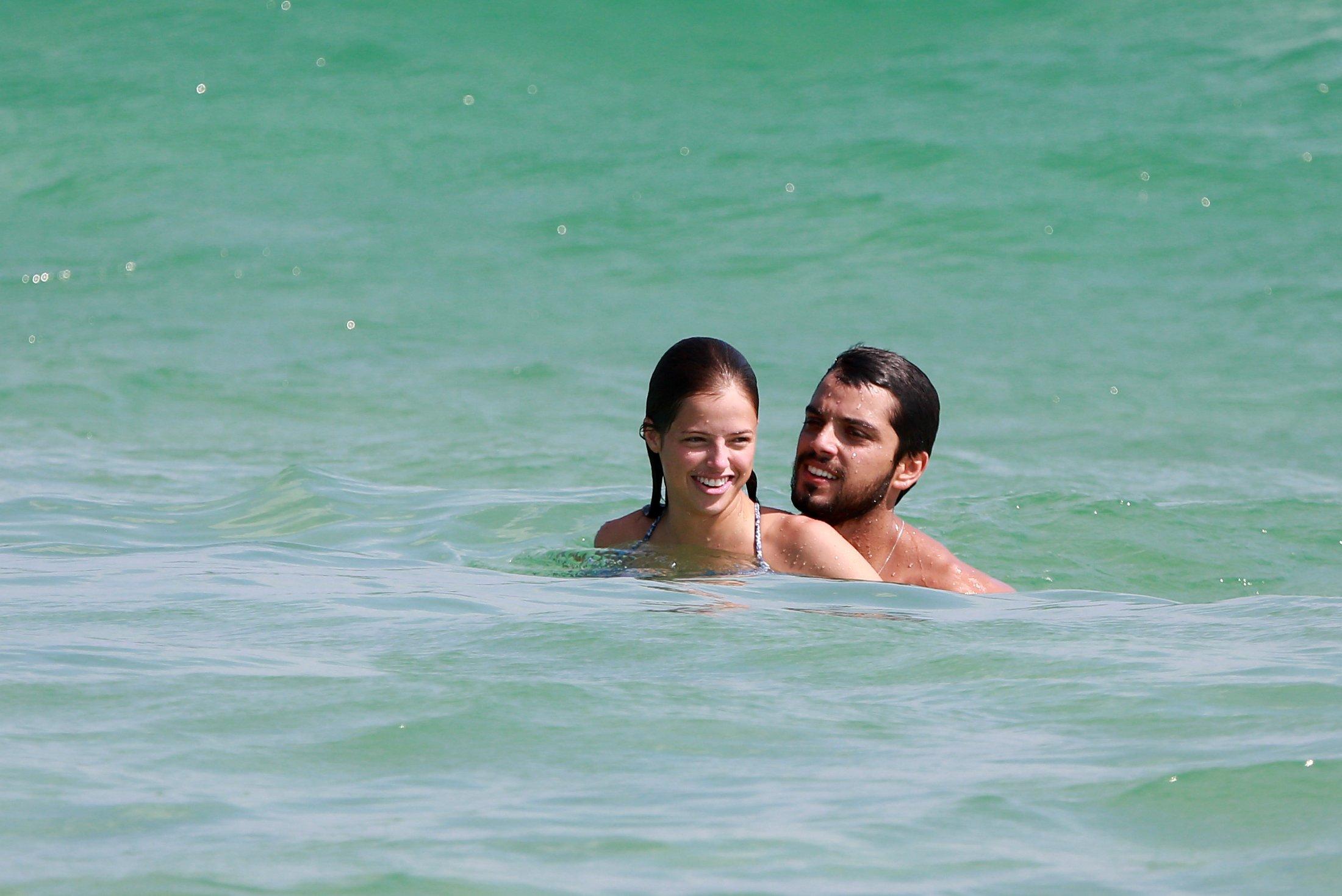 Agatha Moreira e Rodrigo Simas (Foto: Divulgação/Dilson Silva)