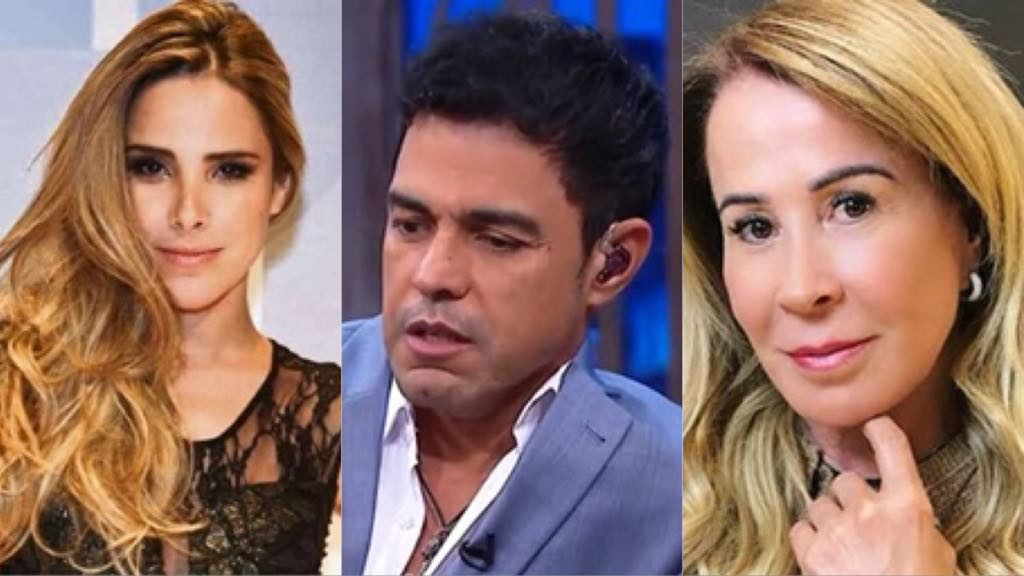 Wanessa, Zezé di Camargo e Zilu (Foto: Divulgação/Montagem TV Foco)