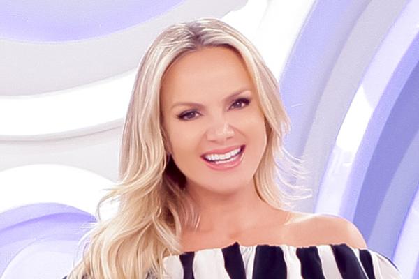 A apresentadora Eliana, do SBT (Foto: Divulgação)