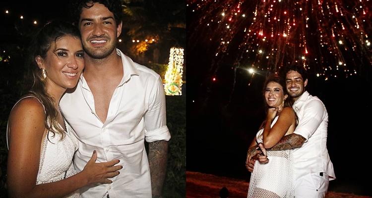 Alexandre Pato e Rebeca Abravanel estão namorando