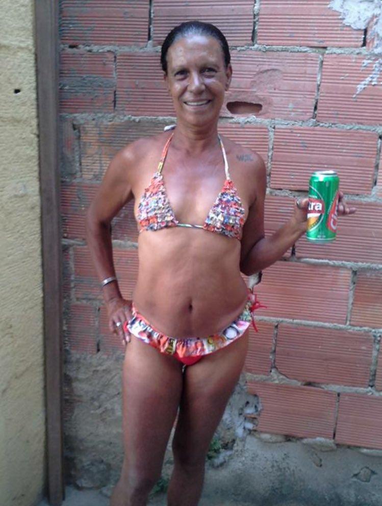 Avó de MC Carol (Foto: Reprodução/Twitter)
