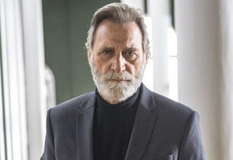 Herson Capri está na próxima novela das seis, Órfãos da Terra, da Globo. (Foto: Paulo Belote)
