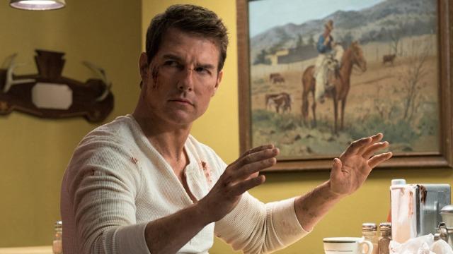 Jack Reacher Never Go Back Com Tom Cruise Estará Na Tela