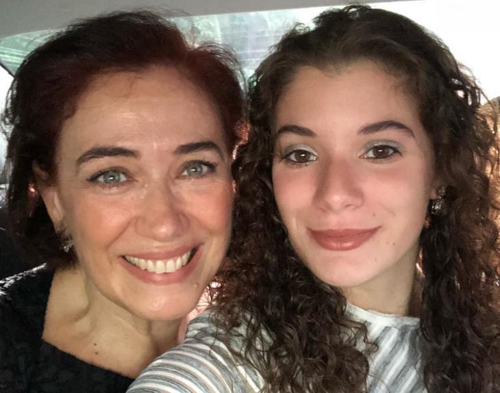 Lilia Cabral e Giulia Bertolli (Foto: Divulgação