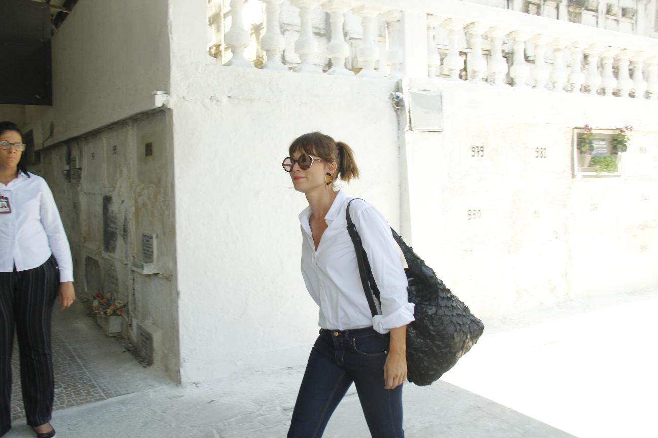 Louise Cardoso (Foto: Wallace Barbosa/AgNews)