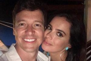 Rodrigo Faro e Vera Viel estão juntos há 22 anos (Foto: Reprodução)