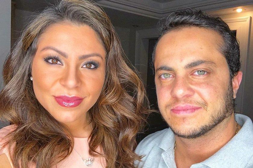 Thammy Miranda e Andressa se casam (Foto: Divulgação