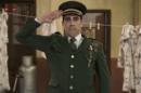 Marcelo Adnet como Jair Bolsonaro em sátira do Tá no Ar (Foto: Reprodução/Globo)