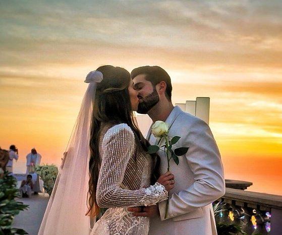 Casamento de Alok (Foto: Divulgação)