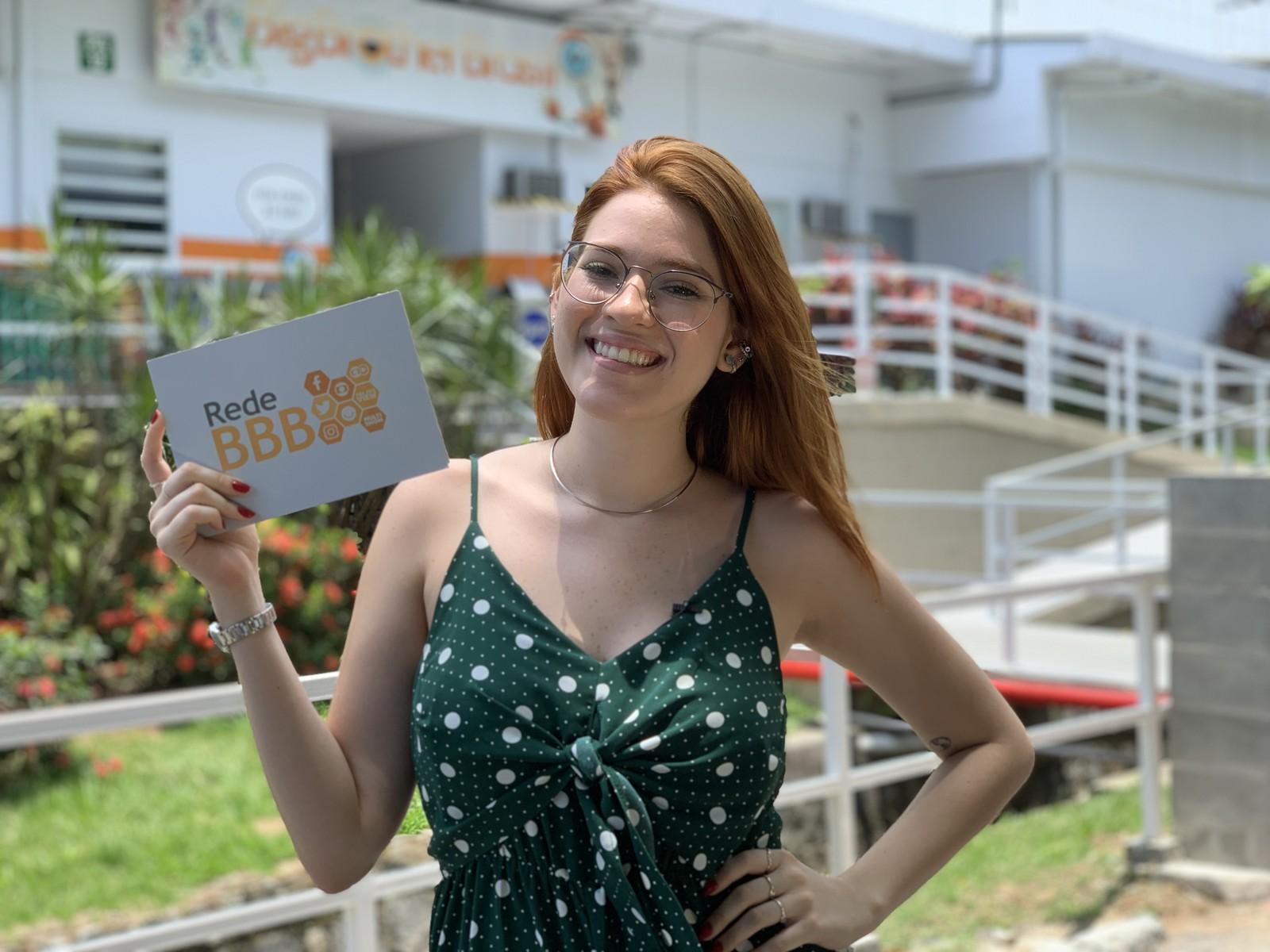 """Ana Clara comanda retrospectiva do reality como """"esquenta"""" para o BBB20 (Foto: Reprodução/Globo)"""