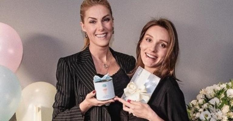 Ana Hickmann e a irmã, Isabel Hickmann (Foto: Reprodução)