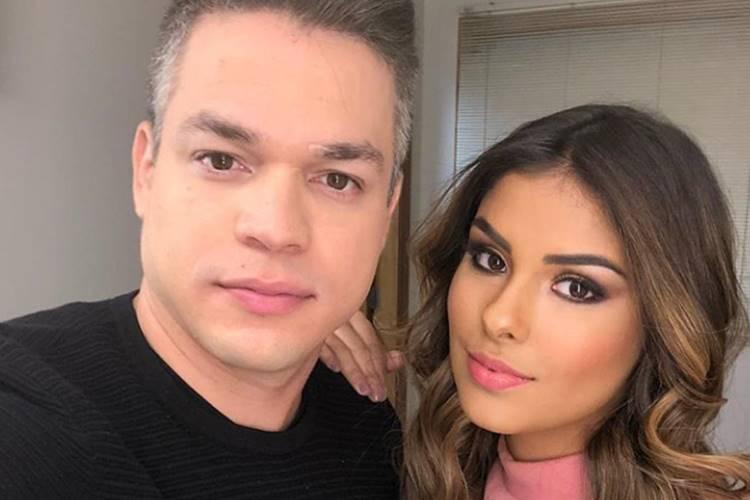 Anderson Felício e Munik Nunes estão casados desde 2017 (Foto: Reprodução/Instagram)