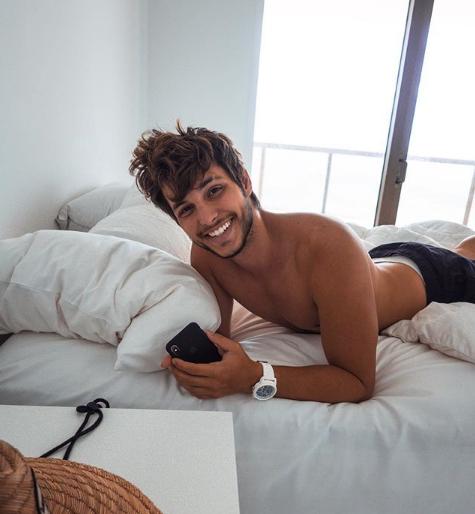 Bruno Guedes (Foto: Reprodução/ Instagram)