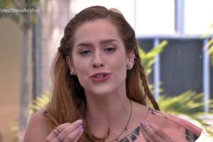 Sophia Abrahão apresenta o Vídeo Show na Globo (Foto: Reprodução)