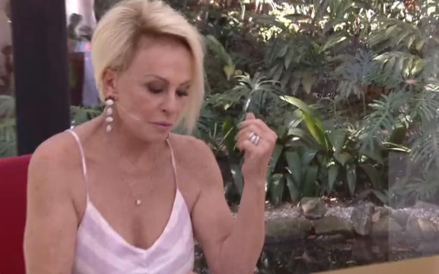Ana Maria Braga (Foto: Reprodução/Globo)
