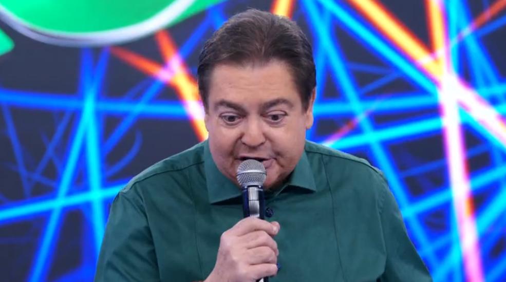 Faustão na Globo (Foto: Reprodução)