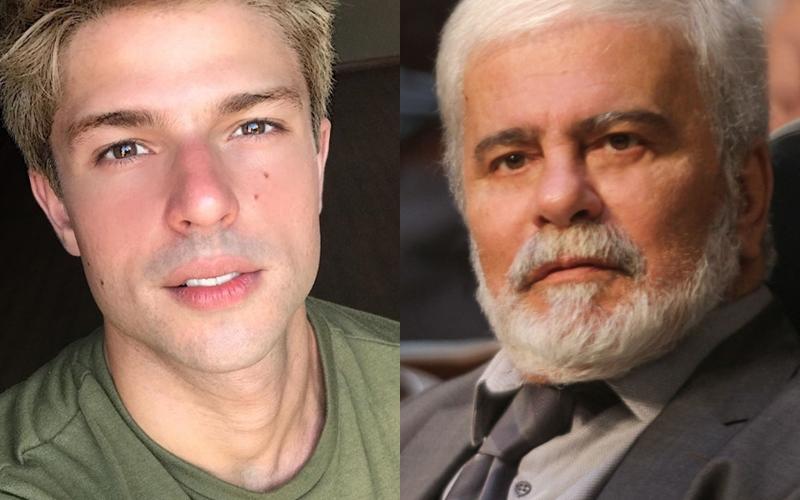 Diego Montez e Wagner Montes (Foto: Reprodução)