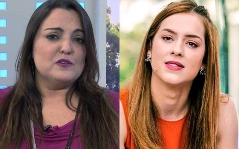 Fabíola Reipert vence o Vídeo Show de ponta a ponta na Globo (Foto: Reprodução)
