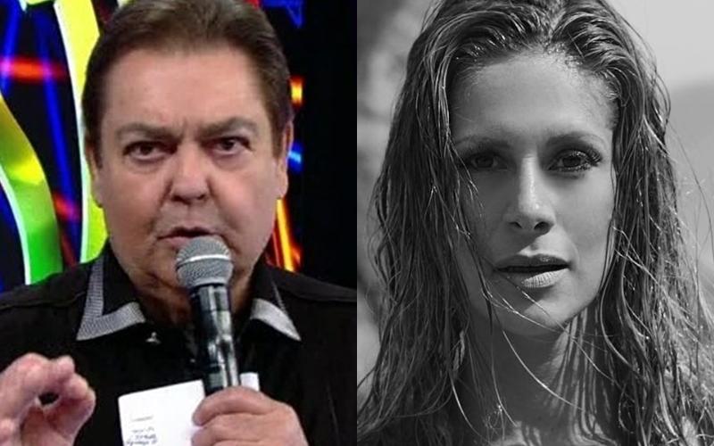 Ela foi humilhada cruelmente na Globo (Foto: Reprodução)