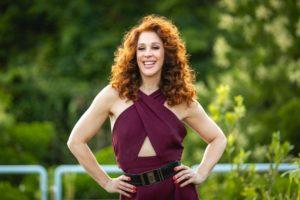 A atriz Claudia Raia (Foto: Fabiano Battaglin/Gshow)