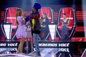 Nova temporada do The Voice Kids estreou hoje na Globo (Foto: Divulgação)