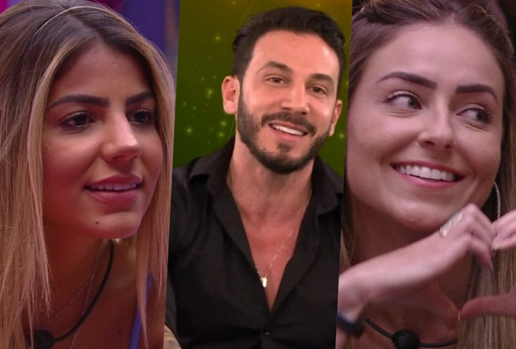 Gustavo, Hariany and Paula are on the BBB19 wall; Who should go?