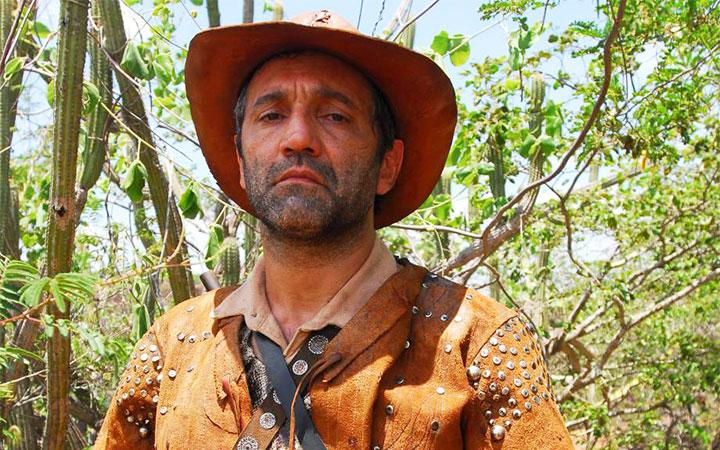"""Domingos Montagner como Herculano, de """"Cordel Encantado"""", da Globo (Foto: Reprodução)"""