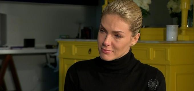 Ana Hickmann perde o pai, João Hickmann (Foto: Reprodução)