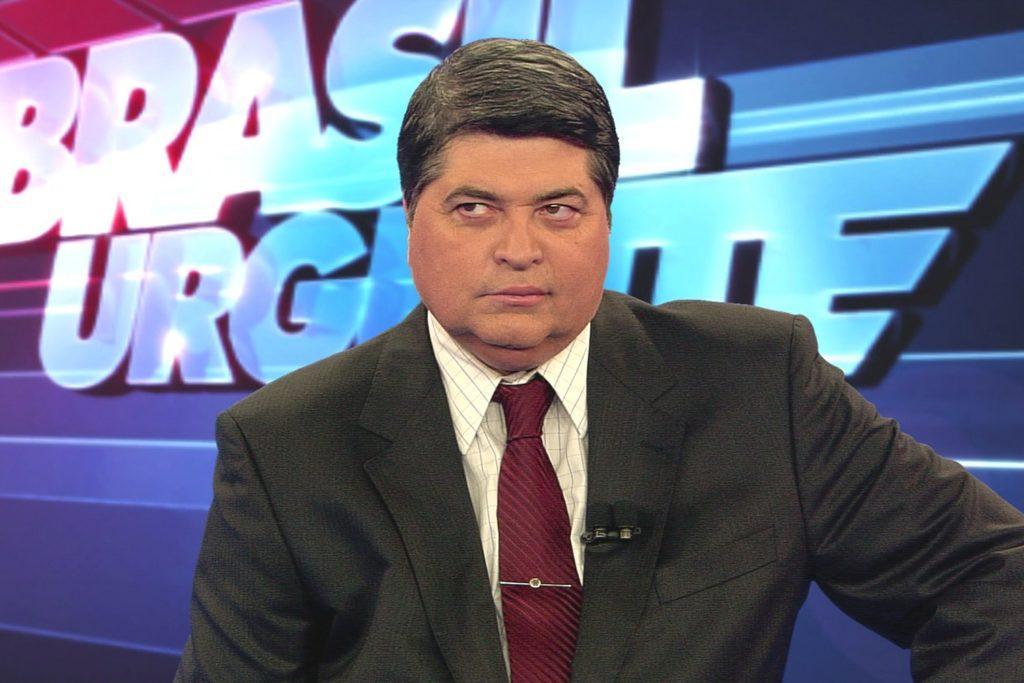 Datena é acusado de desejar a morte do presidente Jair Bolsonaro (Foto: Divulgação)