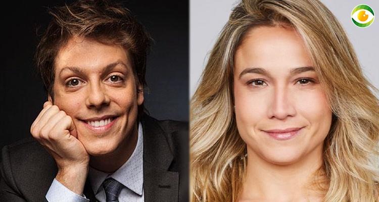 Fernanda Gentil e Fábio Porchat irão arrasar na Globo