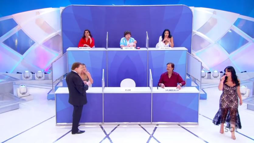 Silvio Santos expulsa participante do Jogo dos Pontinhos e toma nova decisão em seguida 2