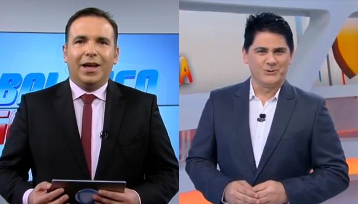 Reinaldo Gottino, Cesar Filho, Record