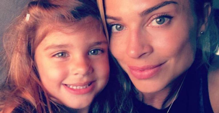 Grazi Massafera e sua filha Sofia (Foto: Reprodução/Instagram)
