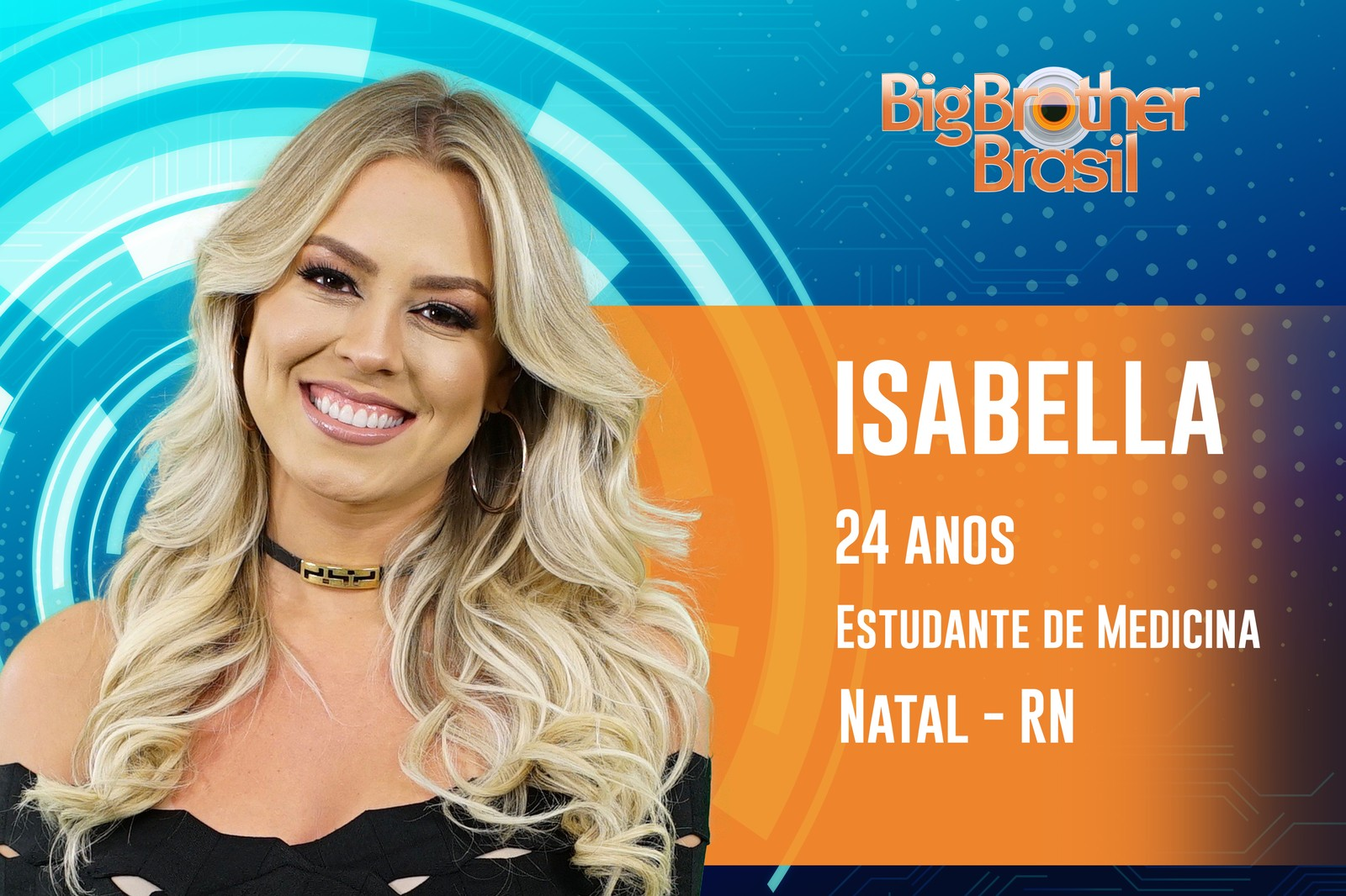 Isabella do BBB19 (Foto: Reprodução)
