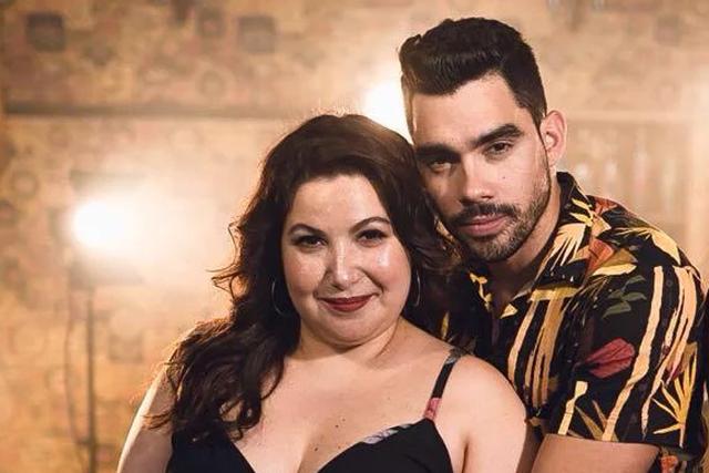 Gabriel Diniz e Mariana Xavier no clipe de Jenifer (Foto: Reprodução)