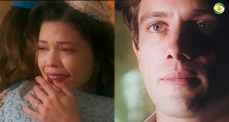 Julia terminará com Danilo em Espelho da Vida (Foto: Montagem/TV Foco)