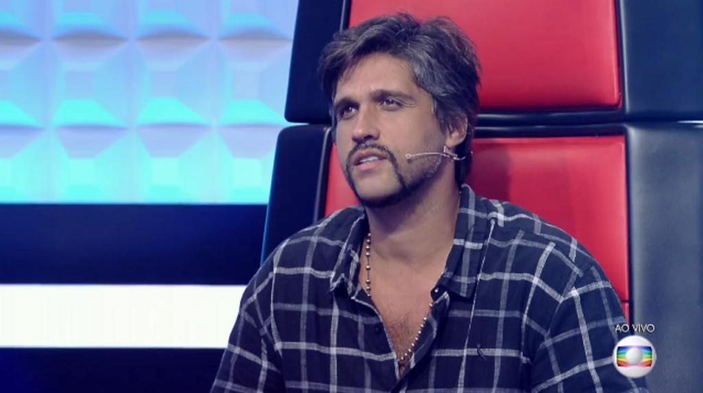 Leo Chaves no The Voice Kids (Foto: Reprodução/Globo)