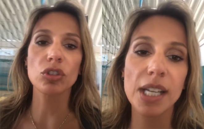 A apresentadora e ativista Luisa Mell (Foto: Reprodução/Instagram)