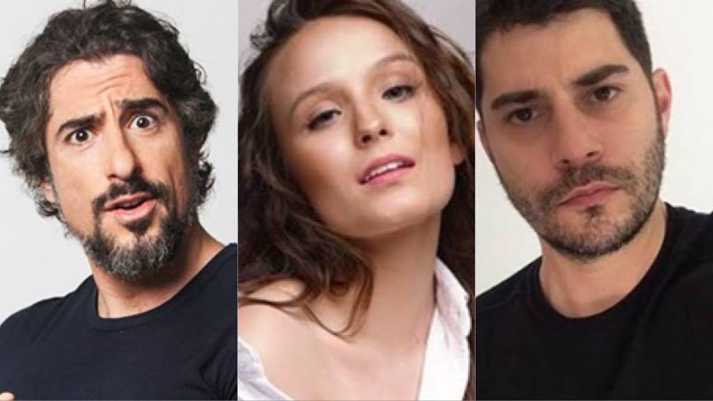 Marcos Mion, Larissa Manoela e Evaristo Costa, possíveis mudanças para 2019 52fe4cfcd3