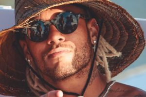 Neymar está envolvido em polêmica com a modelo Najila Trintade (Foto: Reprodução/Instagram)
