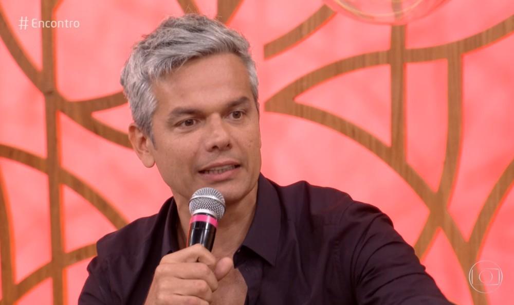Otaviano Costa optou por deixar o canal carioca. (Foto: Reprodução/TV Globo)