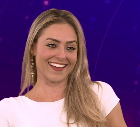 A BBB19 Paula (Foto: Divulgação)