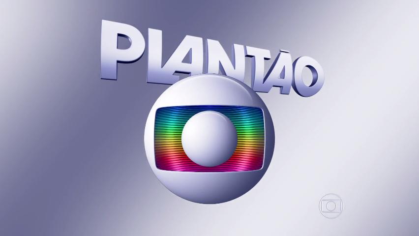 Globo exibiu seu tradicional plantão (Foto: Reprodução)