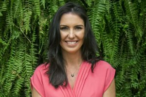Glenda Kozlowski teve seu contrato renovado pela Globo. (Foto: Globo/Paulo Beloti)