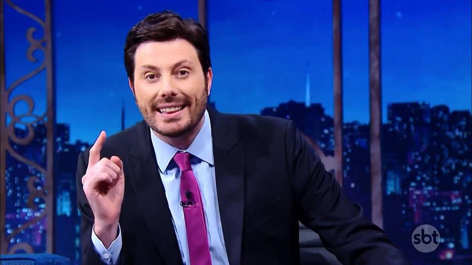 Resultado de imagem para Comediante do The Noite Danilo Gentile é condenado a 6 meses de prisão por ter feito piada com a deputada Maria do Rosário