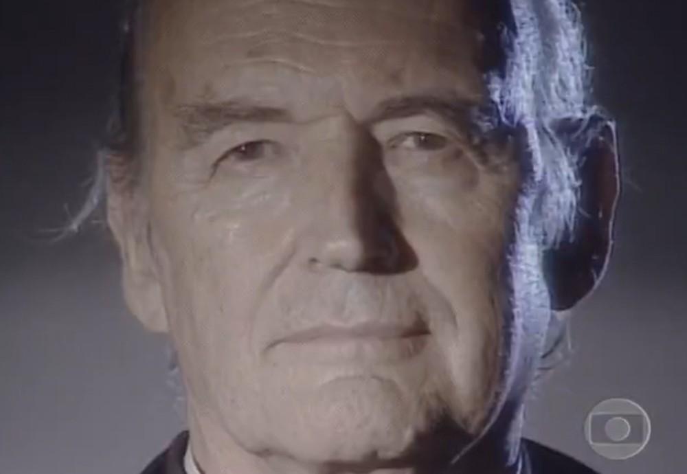 O corpo do padre Quevedo será sepultado nesta quinta-feira — Foto: Reprodução/TV Globo
