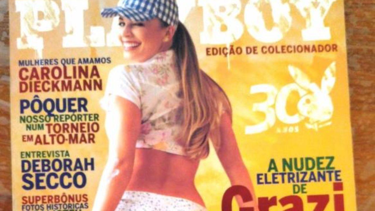 Amanda Gontijo Pelada desvalorizadas, ex-bbbs não posam nua para revistas desde