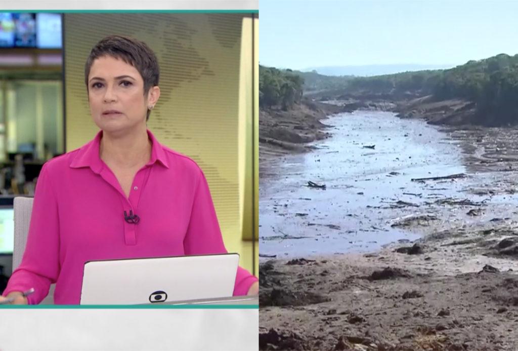Sandra Annenberg se emocionou ao vivo durante Mais Você de Ana Maria Braga