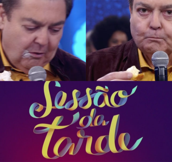 Faustão e Sessão da Tarde da Globo estão no Subiu, desceu de hoje