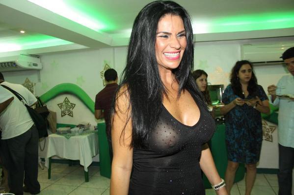 Solange Gomes (Foto: Reprodução)